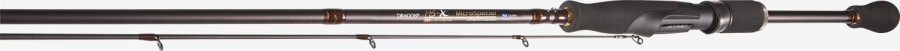 CXT MS - X are two - parts, spinning rods. From the moment they were launched on the market they have gained a name of a hit. Great parameters in good price. Recommendation: series which offers set of rods for perch, chub, ide and trout in small or medium rivers, or from a boat. in 2019 the series have increased by three models: 1.98m, t.w. 0.5 -  6g ( MS action ), 1.98m, t.w. 0.5 -  8g ( MS action ), 1.83m, t.w. 2.5 - 16g ( MF action ).